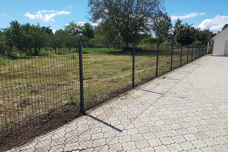 Panelna ograda
